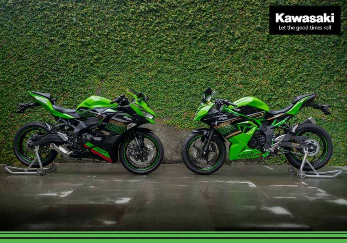 Motor Kawasaki Obral Diskon Lagi, Sikat!