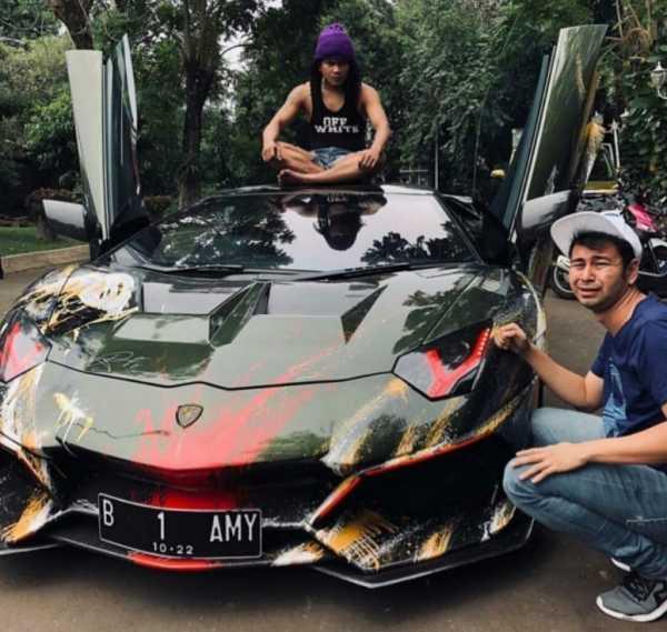 Bermasalah, 441 Unit Lamborghini Mirip  Raffi Ahmad Dilakukan <i>recall</i>