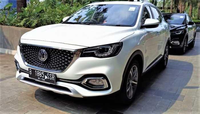 3 Mobil Baru MG Akan Hadir di GIIAS 2021