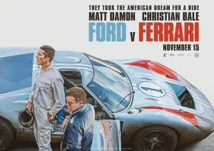 """Trailer Film """"Ford v Ferrari"""", Sejarah Balap Dua Mobil Ikonik Dunia"""