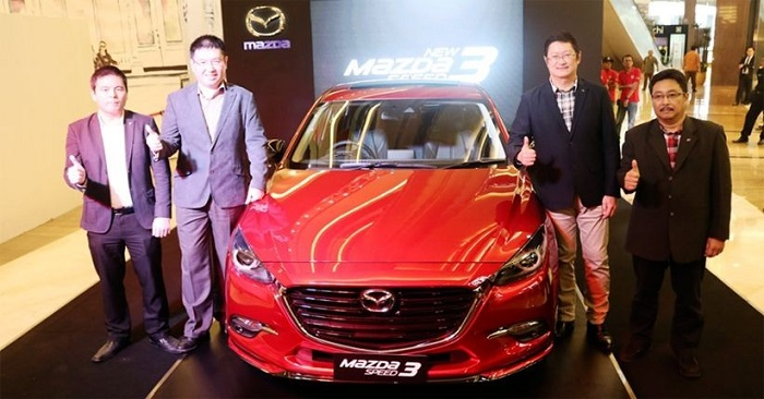 Mazda 3 Speed dan CX-5 Touring Mengaspal Indonesia