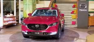 Mazda CX-30 berkonsep Crossover SUV