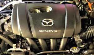 Mesin SKYACTIV-G 2.0 In-line (1.998 cc), 4 silinder DOHC 16 valve