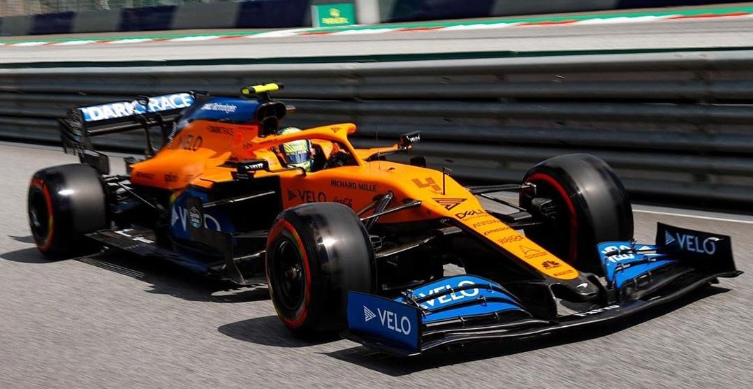 Ditimpa Pandemi, McLaren Bakal Jual Saham Formula 1?