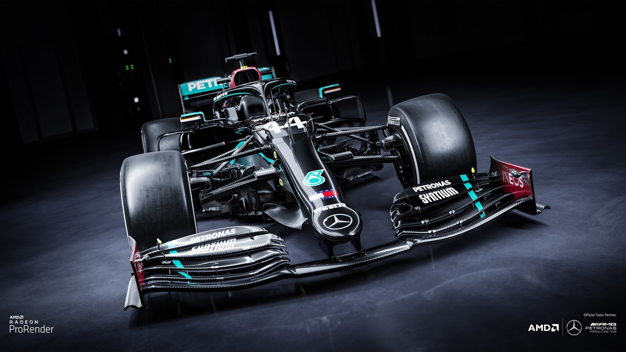 Spesifikasi Mercedes Benz Amg F1 Yang Antar Lewis Hamilton Juara Dunia 7 Kali