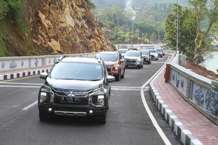 Indonesia Penyumbang Terbesar Penjualan Mitsubishi Sedunia