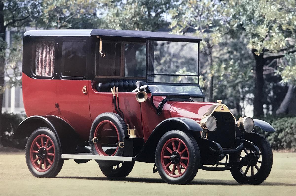 Sejarah Mitsubishi Model A, Nenek Moyang Pewaris DNA Motorsport dan Rally