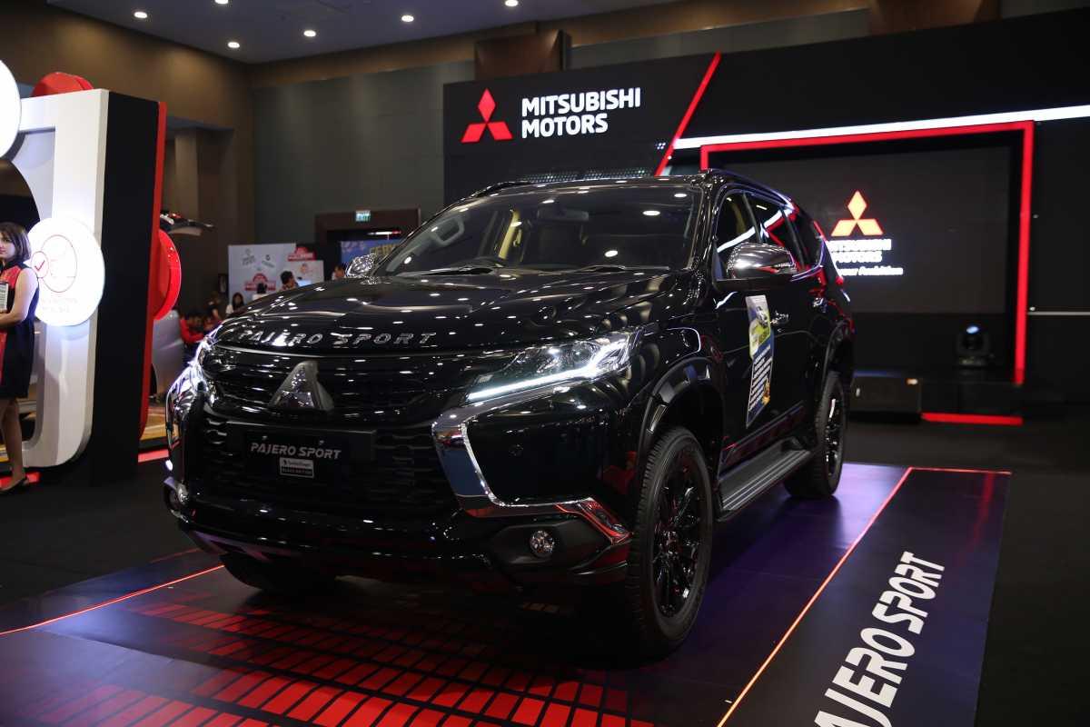 Mitsubishi Hadirkan Lagi Pajero Sport Rockford Fosgate Black Edition