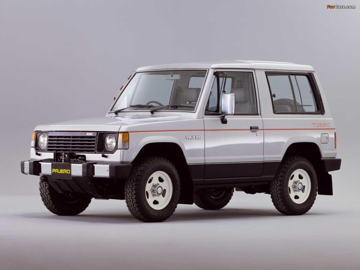 Sejarah Mitsubishi Pajero, Berawal dari Jeep Willys