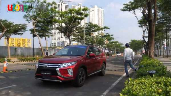 VIDEO Tes Jalan Mitsubishi Eclipse Cross