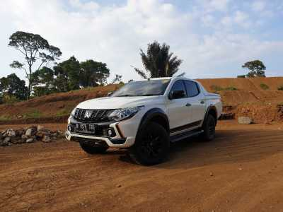VIDEO: Test Drive Mitsubishi Triton Athlete, Mudik Pakai Pikap Gaul