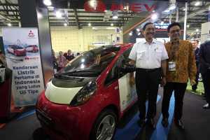 Nih, SUV dan Citycar Listrik Mitsubishi, Untuk Indonesia?