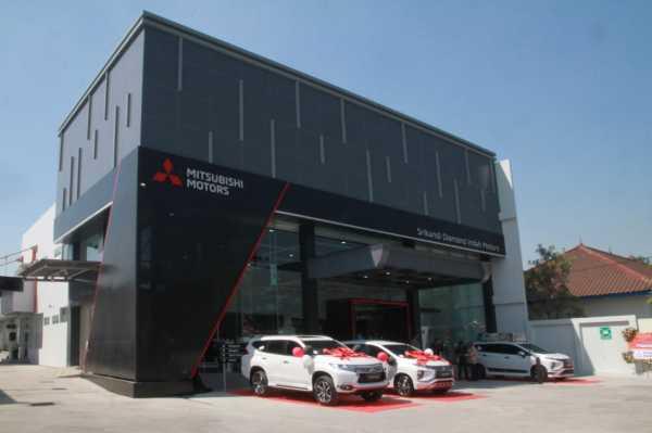 Bahkan Kota Terkecil di Indonesia Pun Kini Ada Diler Mitsubishi