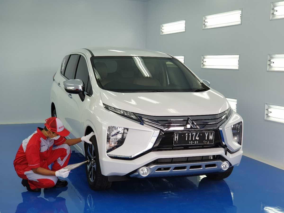 Garansi Service Gratis Mitsubishi Tak Hangus Karena PSBB