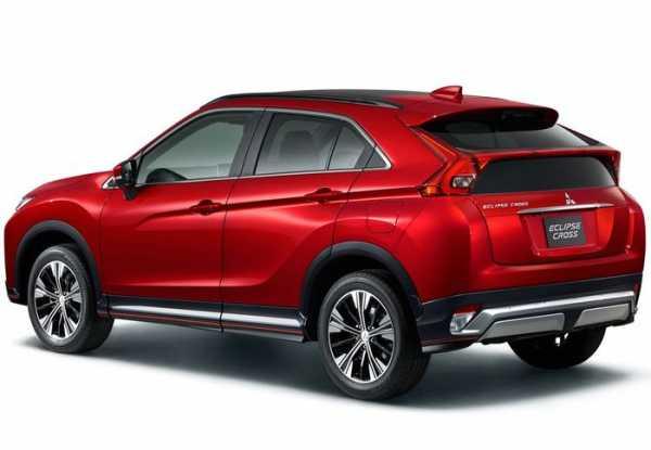 Mitsubishi Eclipse Cross Bakal Diluncurkan di GIIAS 2019