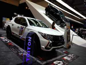 GIIAS 2018: Traveling Makin Kece Pakai Mitsubishi Triton Athlete