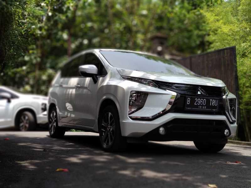Xpander Jadi Juru Selamat Mitsubishi di Awal Tahun Ini