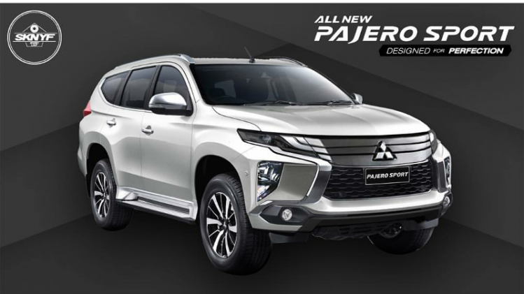 Selain Wajah, Ini Tambahan Fitur Mitsubishi Pajero Sport Facelift