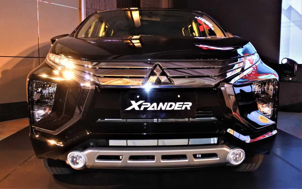 ASEAN Jadi Basis Produksi Mitsubishi Xpander HEV