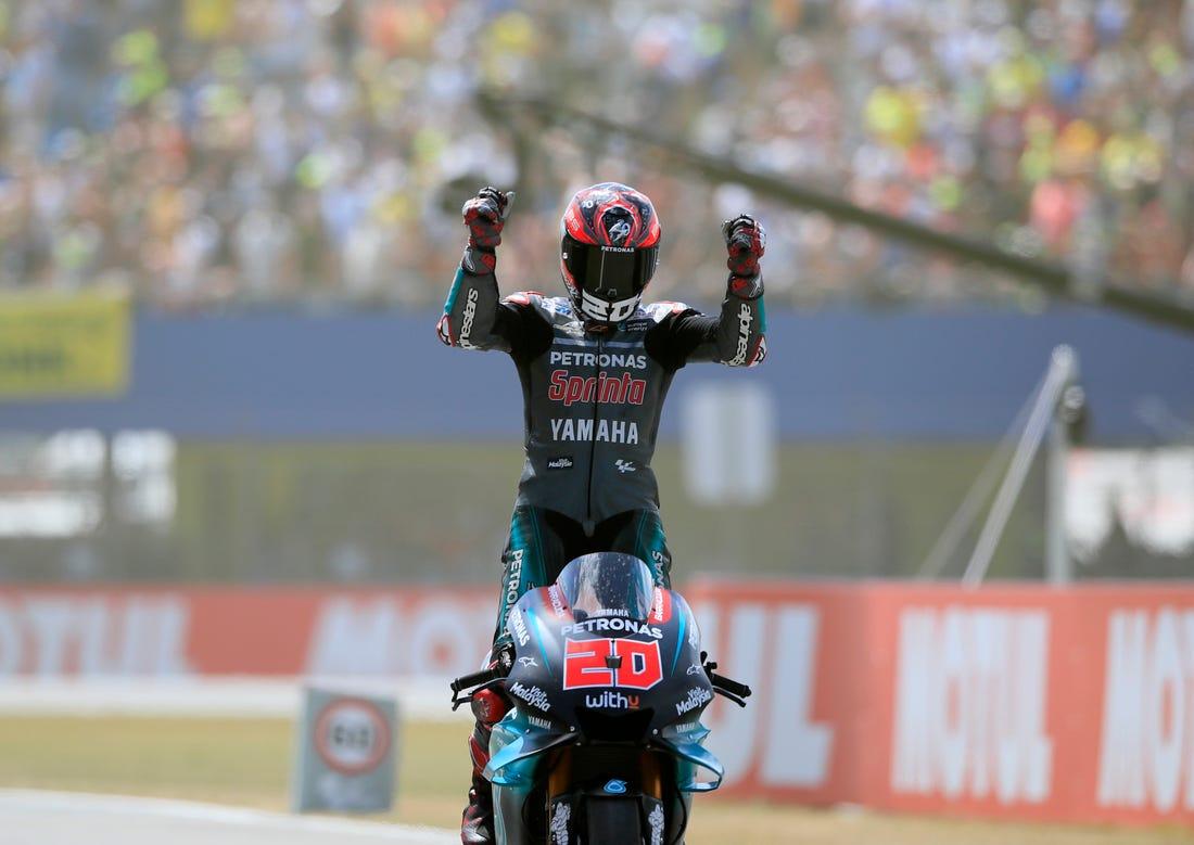Hasil MotoGP Catalunya 2020: Suzuki Mulai Dominasi Papan Atas