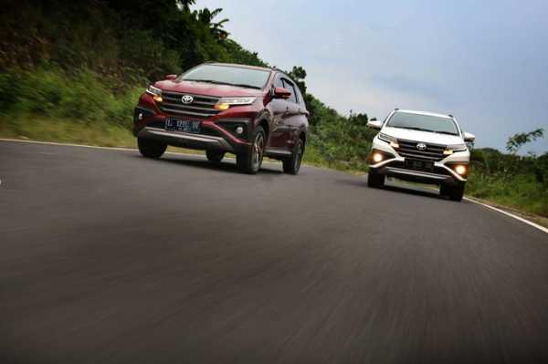 Mitsubishi Xpander juga Disalip Toyota Rush Sebagai Mobil Terlaris