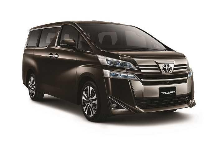 Toyota Kuasai 91,9% Pasar Luxury MPV
