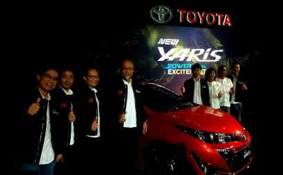 New Toyota Yaris Top Class Safety