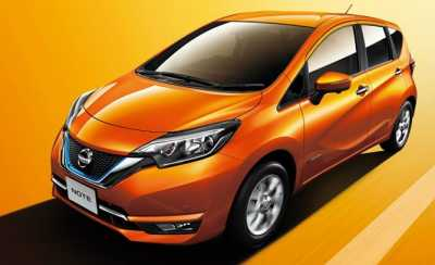 Nissan Note e-Power Laris Manis