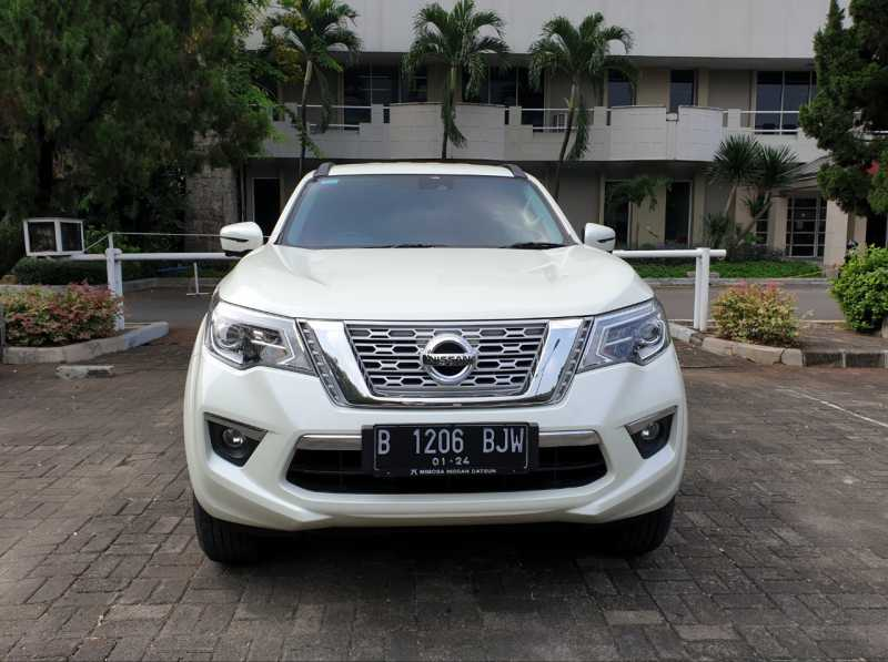 VIDEO Review Nissan Terra, Katanya SUV Pintar?