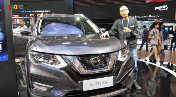 VIDEO Nissan X-Trail Facelift, Pakai Wajah Livina