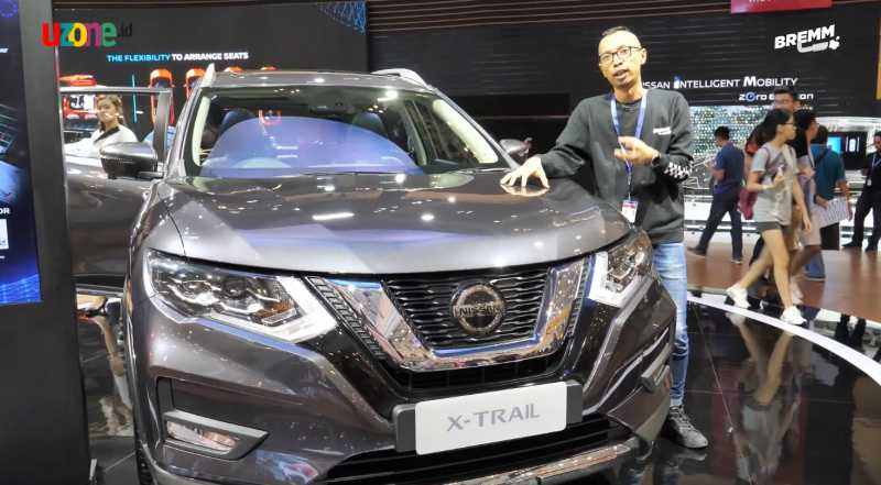 VIDEO Nissan X-Trail Facelift, Pakai Wajah Livina