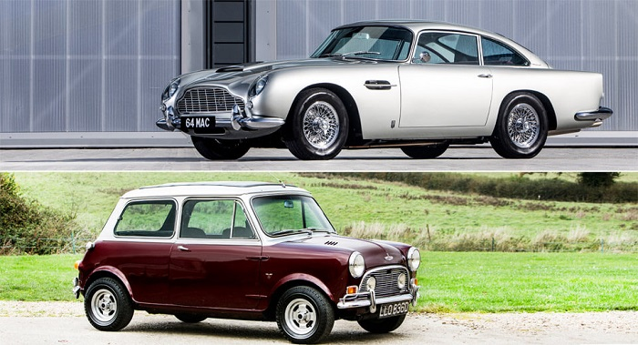 Aston Martin DB5 Paul McCartney Laku Rp25 Miliar !