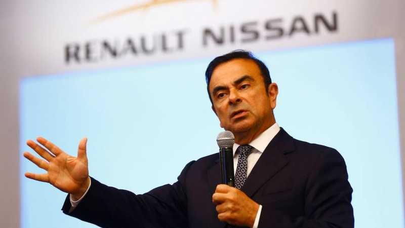 Breaking News: Eks Bos Nissan-Mitsubishi Ditangkap Lagi Jelang Natal!