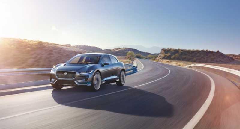Jaguar Luncurkan SUV I-Pace
