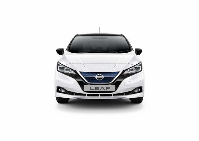 Bisa Dipesan Mulai Rp649 Juta, Harga Nissan LEAF Masih Kemahalan Ah!