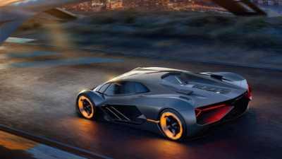 Lamborghini Bangun Supercar Listrik