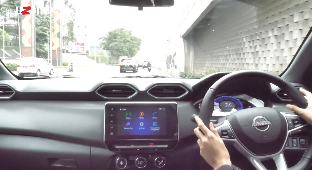 VIDEO First Drive Nissan Magnite, Mesin 1.000cc Turbo
