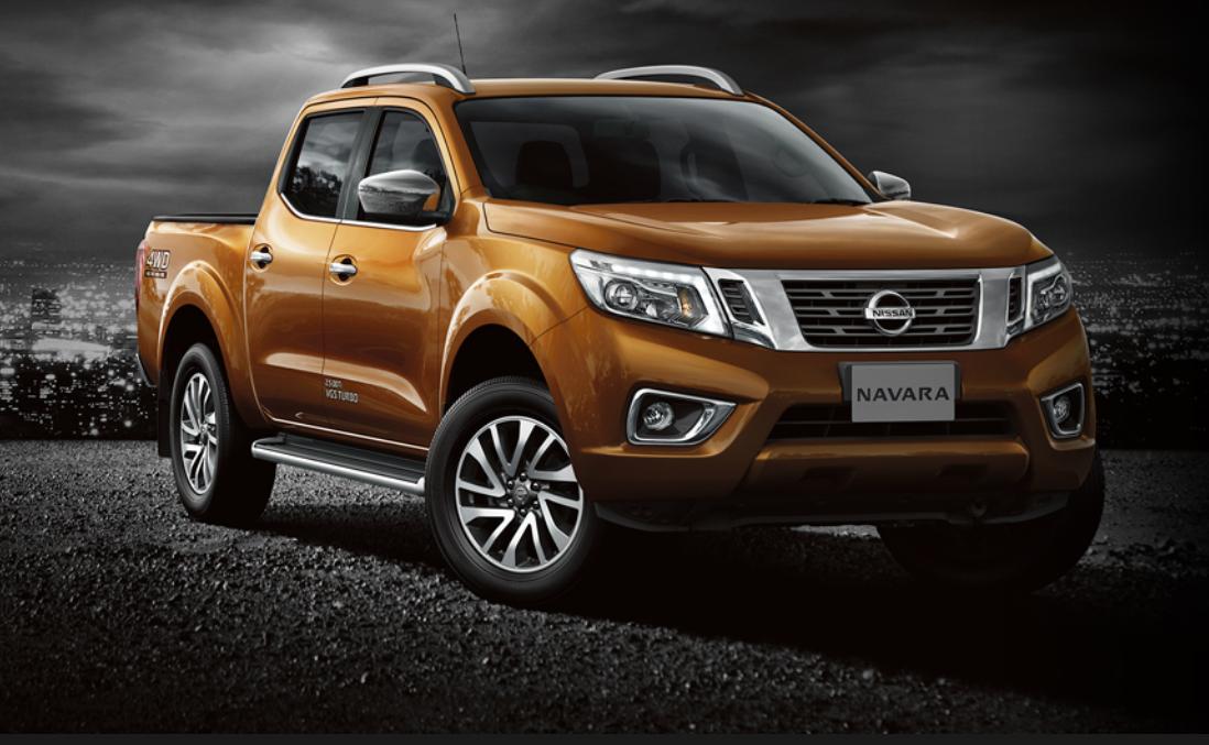 Nissan Navara Facelift Lebih Tangguh, Pakai Mesin Tera