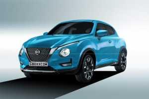 Nissan Juke Terbaru, Kok Desainnya Makin Mirip Kodok Ya?