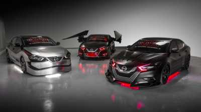 Nissan Star Wars Mejeng di LA Auto Show 2017