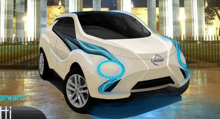 Menerawang Sosok Baru Nissan Juke yang Masih Akan Nyeleneh..