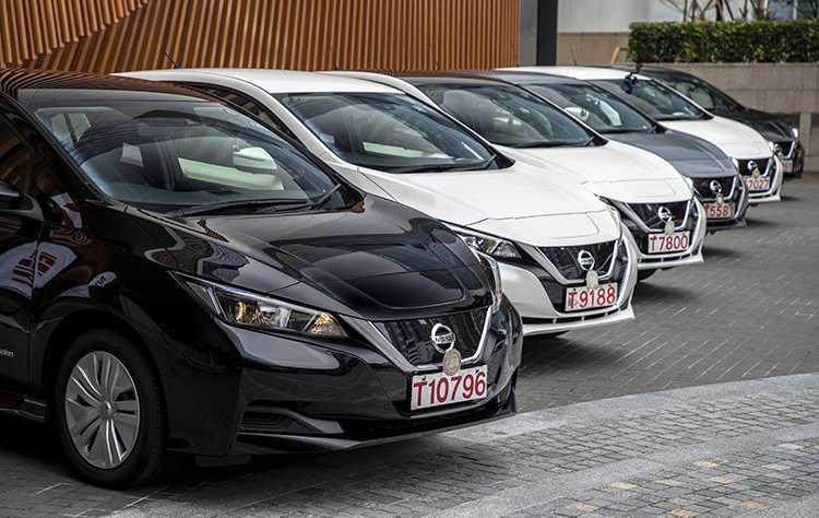 Nissan Indonesia Coba Berjudi dengan Mobil Listrik