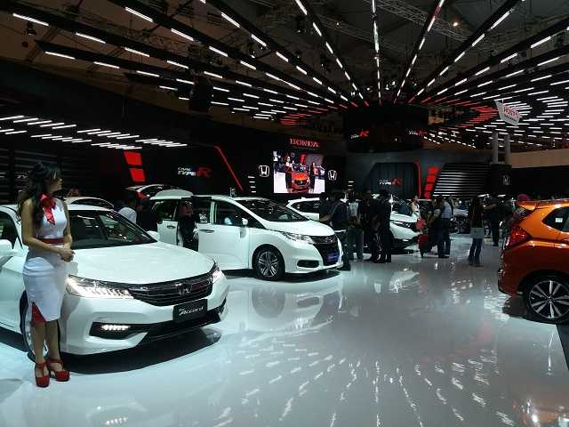 Honda Dominasi Pasar Hatchback Indonesia
