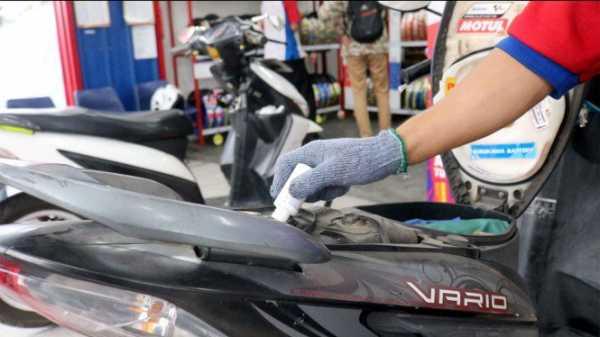 Bikin Performa Motor Kayak Baru Lagi Cuma Modal Dua Jenis Cairan, Serius?