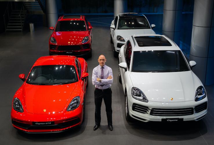 Jajal Langsung Porsche Macan, Cayenne dan Cayman GTS