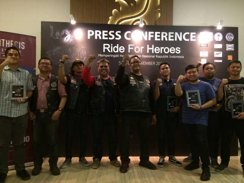 Ekspedisi Nasionalis Royal Riders Indonesia