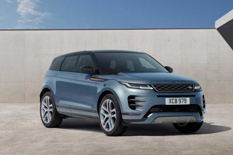 Range Rover Victoria Beckham Punya Fitur Tembus Pandang, Canggih!