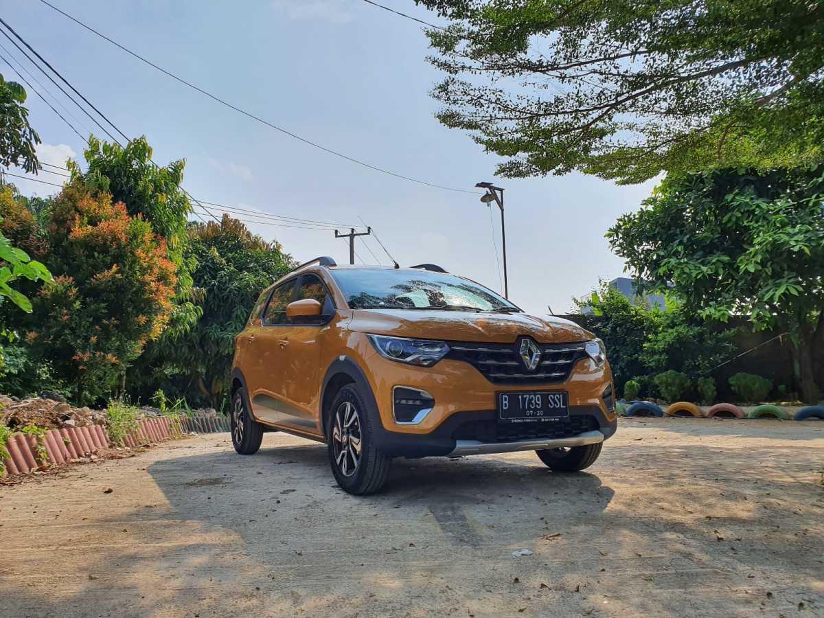 Renault Triber AT Dijejali Segudang Fitur Canggih yang Menggoda