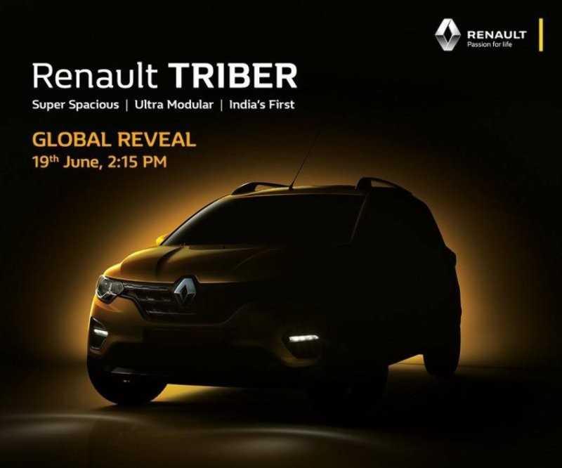 Renault Belum Kapok Jualan MPV Murah, Meluncur Besok!