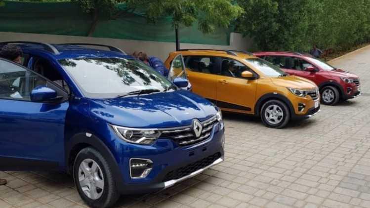 Renault Triber untuk Indonesia: Siap Lawan Calya cs, Harga Rp 100 Jutaan?